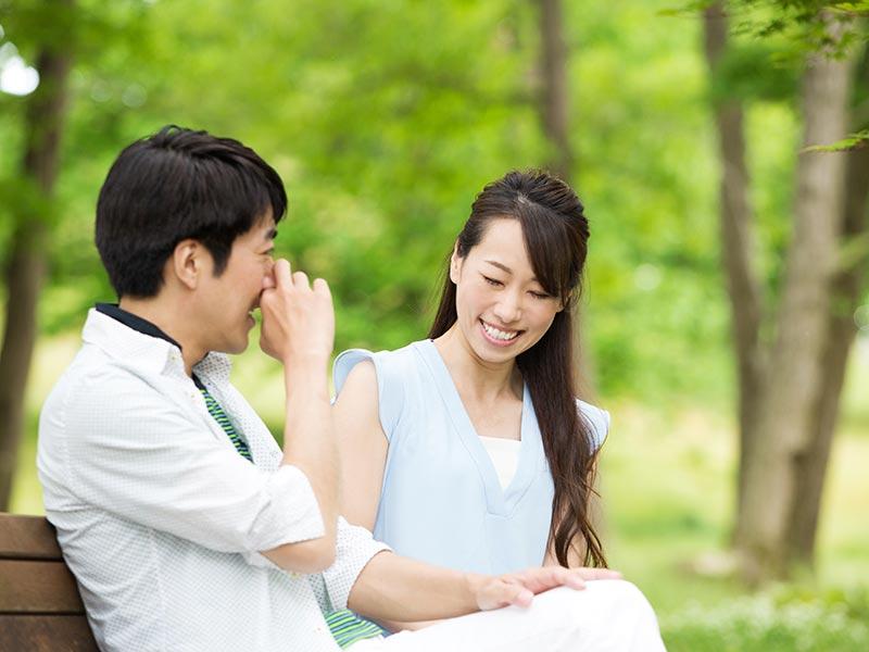 会員様は、結婚相談所を結婚の選択肢の一つとして合理的に考え、前向きに結婚を考えている方々ばかりです。